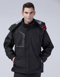 Mens Nero Jacket